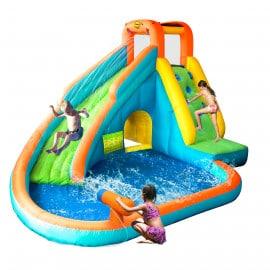 Hoppeborg Pool M/ Rutschebane