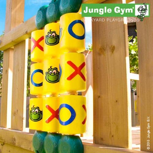 Jungle Gym kryds & bolle modulsæt