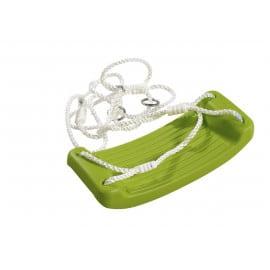 Plus Plast gyngesæde u/karbinhager farve grøn 18405-1