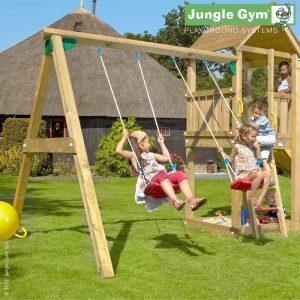 "Jungle Gym ""swing Module Xtra"" 240x240x220 Cm"