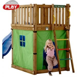 Telt Til Jungle Gym Hut Legetårn